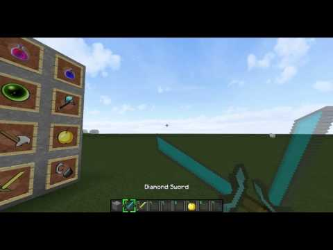 Minecraft PvP Resource/Texture Pack (Custom Sounds) (1.7.9)