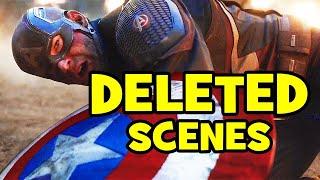 Download 28 Avengers Endgame DELETED SCENES Video