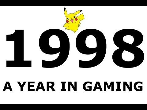 1998 - A year in Gaming