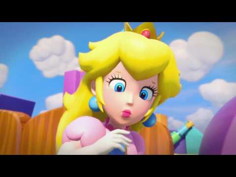 Mario + Rabbids: Kingdom Battle - Nintendo/Ubi @ E3 2017