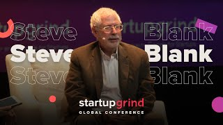 Download How to Keep Your Job as Your Company Grows — Steve Blank (Author, The Four Steps to Epiphany) Video