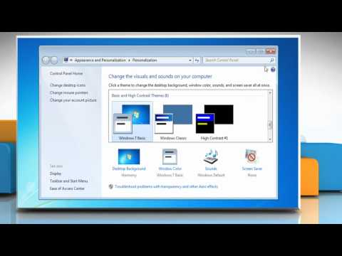 Windows® 7: How to Restore the Recycle Bin