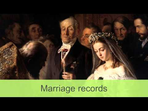 Understanding parish records
