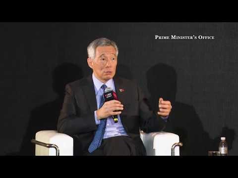 Q22: On the use of RMB in cross-border settlement (DBS Asian Insights Conference 2018)