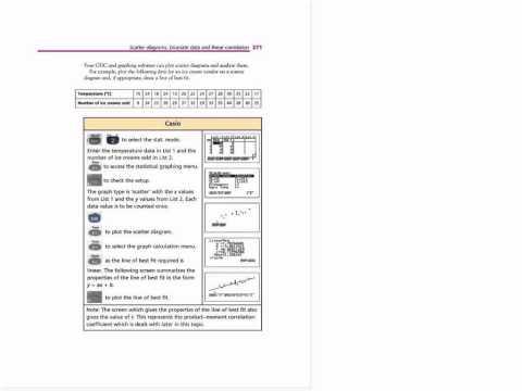 Math-pearson's product moment correlation -  Online Tutoring with TeacherNi.com