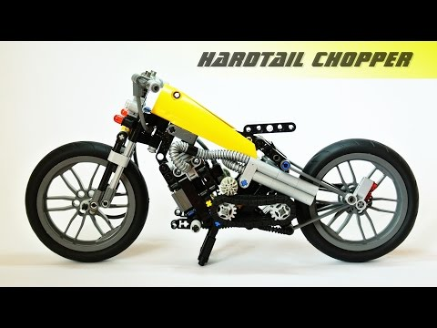 How to Build the Hardtail Chopper (My Own Creation)