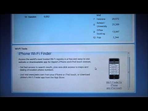 WiFi PSA : How do I find wi-fi internet in my area? 3 websites Revealed!