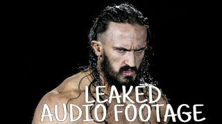 LEAKED AUDIOFOOTAGE OF NEVILLE WALKING OUT ON RAW