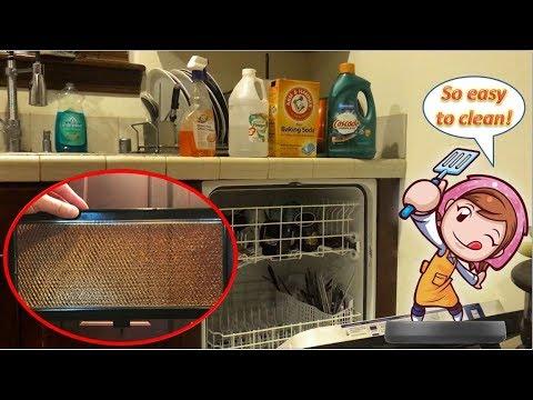 Degreaser VS Baking Soda & Vinegar VS Dishwasher | Cleaning Greasy Range Hood Filters
