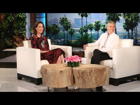 Rose Byrne Shows Off Her American Accent