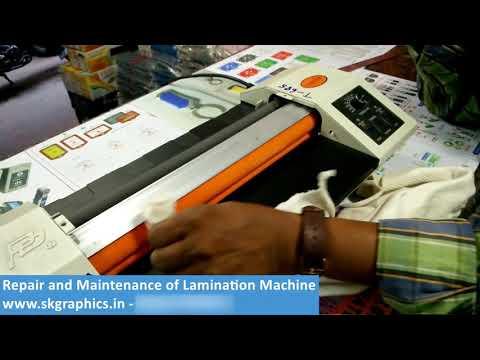 How To Repair and Maintenance of Lamination Machine