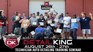 Student Testimonials from Detail King