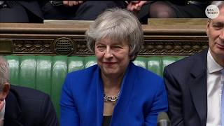 Parliament holds no confidence vote in Theresa May: Labour Party leader Jeremy Corbyn calls for a...
