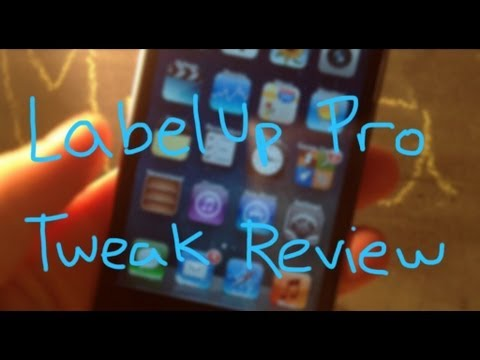 Tweak Review: LabelUp Pro