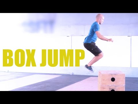 HOW TO IMPROVE BOX JUMPS - Paradiso CrossFit