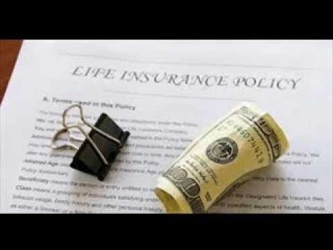 Are Life Insurance Policies Taken Out on T I 's?