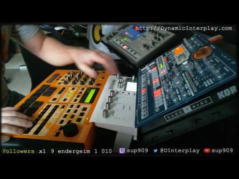 Dynamic Interplay - Streets of Whiterun (Remix)