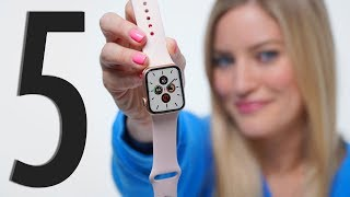 Apple Watch Series 5 Unboxing and Review!