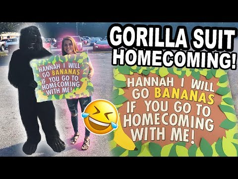 How To Get A HomeComing Date! (Best of 2017)