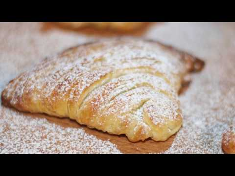 Custard Filled Sfogliatelle Recipe - How to Cook Real Italian Food from my Italian Kitchen