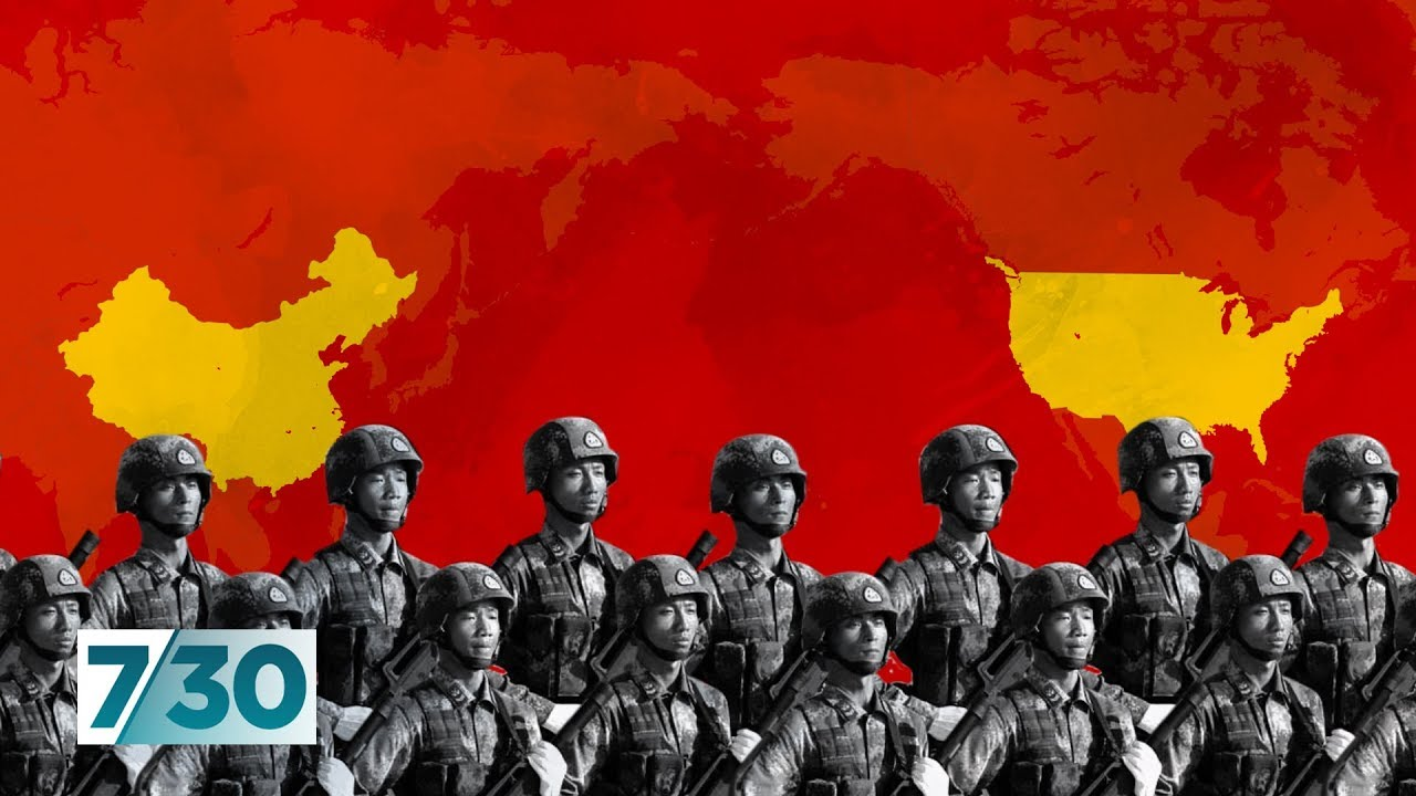 How will Australia and others deal with the rise of China as a new superpower? | 7.30