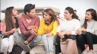 Annu Singh: | Garib Boy Friend Part2 | Prank On cute girl | prank gone wrong in Mumbai girl | BrbDop