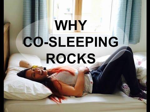 CO-SLEEPING BENEFITS #cosleeping