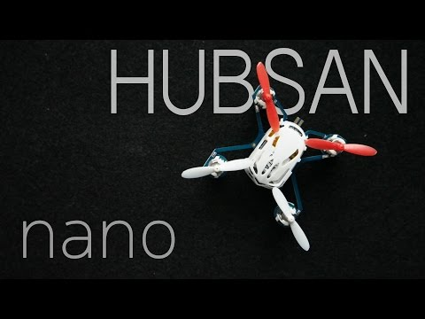World Smallest Quadcopter from GearBest, Hubsan H111 Nano Q4 Unboxing and Review
