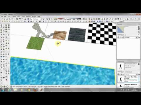 How2(TM) Create a Materials Library in SketchUp