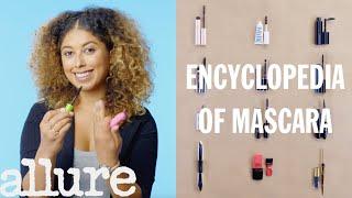 Every Type of Mascara Brush, Explained   Allure
