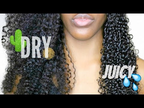 How to: Maintain/ Revive Curly Hair | CURLY HAIR ROUTINE | Lavy Hair