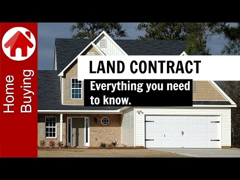Buying a House on Land Contract Eveything You Need to Know