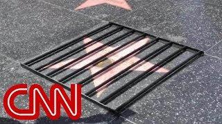 Street artist strikes again on Trump