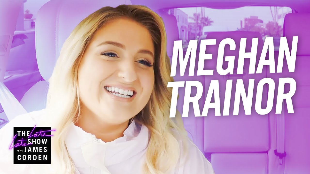 Meghan Trainor Carpool Karaoke