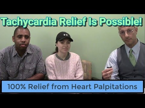 How To Calm A Fast Heartbeat | Fixing Tachycardia and POTS