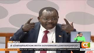 Governor Lonyangapuo: We should talk about 2022 politics in 2021 | JKLIVE