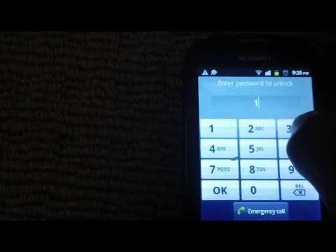 my phone lock
