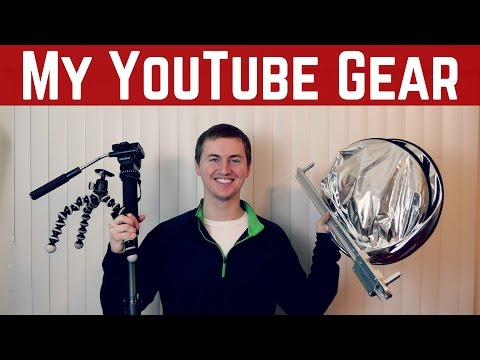 YouTube Equipment for Professional Quality Videos