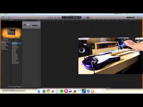How To Tune Your Guitar With GarageBand