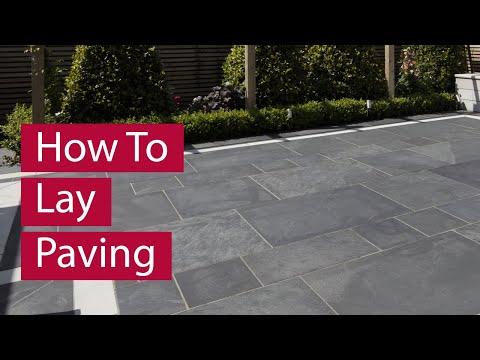 How to Lay Paving | MarshallsTV