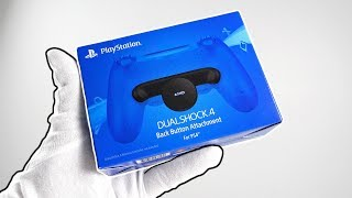 PS4 Back Button Attachment Unboxing - Dual Shock 4 into a Pro Controller! (Sold Out)