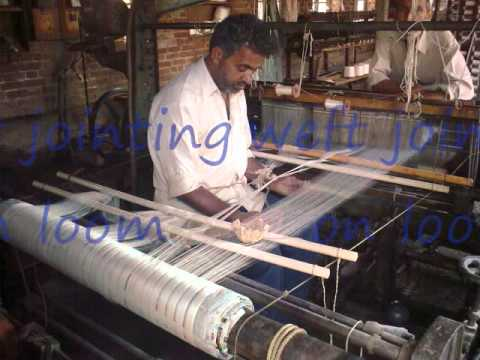 making of kashmir pashmina stole