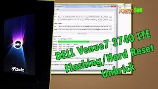 Dell Venue 7 T01C 3740 Firmware Flashing - PakVim net HD