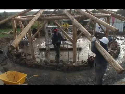 Building with Mud and Wood