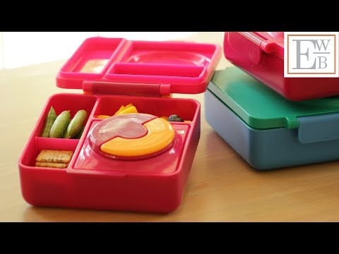 3 Lunchbox Ideas featuring Leftovers! (Back-to-School Lunch Ideas)