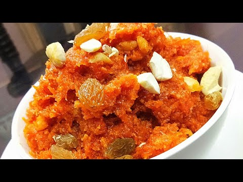 झटपट बनाए Gajar Halwa-Top Gajar Ka Halwa Recipe-Indian Carrot Halwa – Carrot Milk Cake