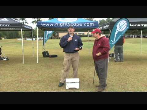 FlightScope Interview with David Nel AGCP RT6 Demo Day