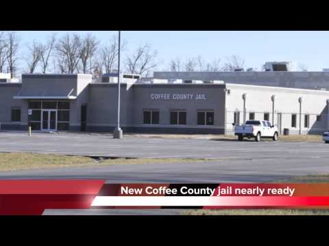 New Coffee County Jail in Manchester TN about to open