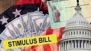 SECOND STIMULUS CHECK UPDATE: LARGER STIMULUS CHECKS MORE THAN $1200 + $600 UNEMPLOYMENT, HAZARD PAY