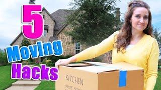 5 Moving Hacks!   Mindy McKnight